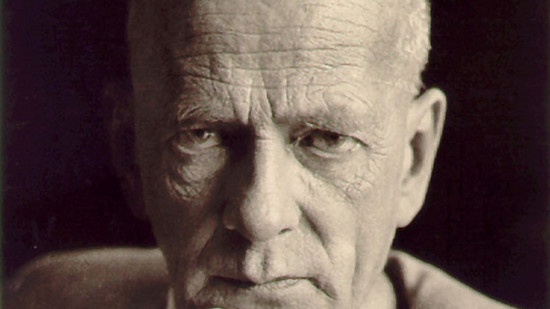Kurt Schumacher (Porträtaufnahme)
