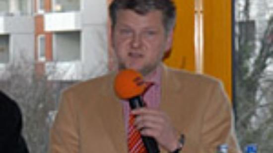 Stefan Politze bei Radio Flora