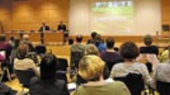 """Veranstaltung """"Ganztagsschule und Sportvereine - Gemeinsam das Beste für die Kinder und Jugendlichen erreichen"""""""