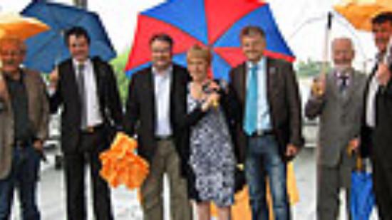 Besuch bei der Gesellschaft für Bauen und Wohnen Hannover mbH (GBH)