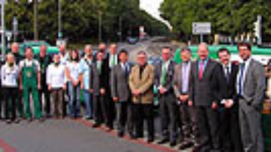 Besuch bei Gesundheitstechnik Carl Oettinger in Ricklingen